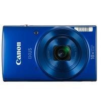 Canon IXUS 180 Blue Camera Kit inc 16GB SD and Case