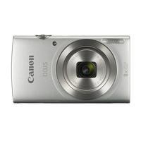 Canon IXUS 175 Silver Camera Kit inc 16GB SD Card and Case