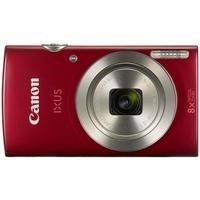 Canon IXUS 175 Red Camera Kit inc 16GB SD Card and Case
