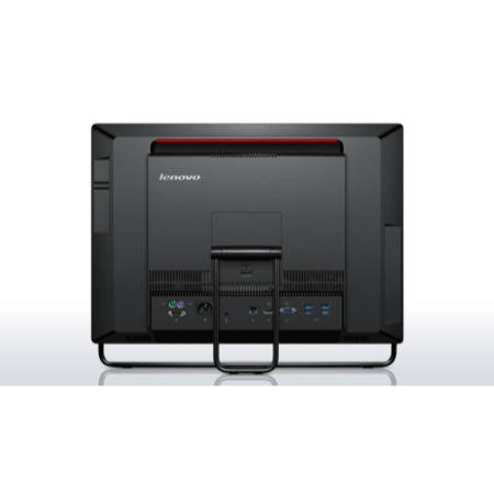 "Lenovo M93z i5-4590S 3GHz 4GB 500GB DVDRW Windows 7/8 Professional Desktop 23"" Multitouch All In One"