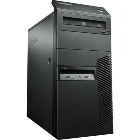 Lenovo ThinkCenter M83 Mini Tower i5-4570 500GB 4GB Windows 7/8 Professional Desktop