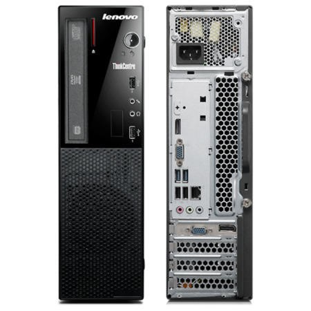Lenovo ThinkCentre E73 SFF Core i5-4460s 2.90GHz 4GB 500GB DVDRW Windows 7/8.1 Professional Desktop