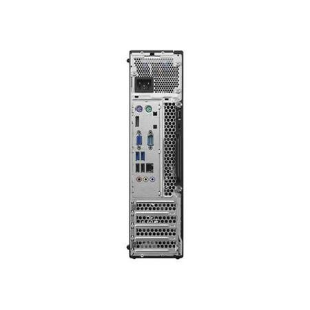 Lenovo ThinkCentre M700 Core i3-6100 4GB 128GB SSD DVD-RW Windows 10 Professional Desktop