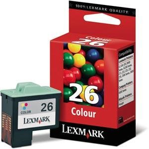 Lexmark Cartridge No. 26 - print cartridge