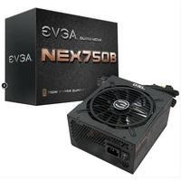 EVGA SuperNOVA 750W 80 Plus Bronze Semi-Modular Power Supply