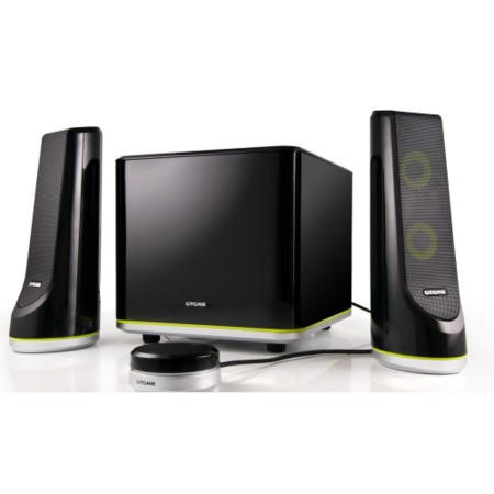 Otone Sonora 2.1 Multimedia Speaker with Bass/Treble and Remote