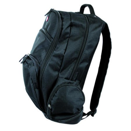 "Port Designs 15.6"" Aspen Laptop Backpack with Rain Cover - Black"
