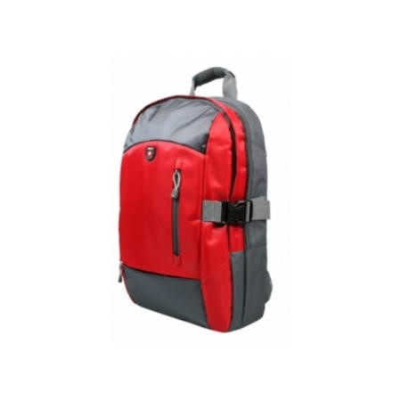"Port Designs Monza 15.6"" Laptop Backpack - Red"