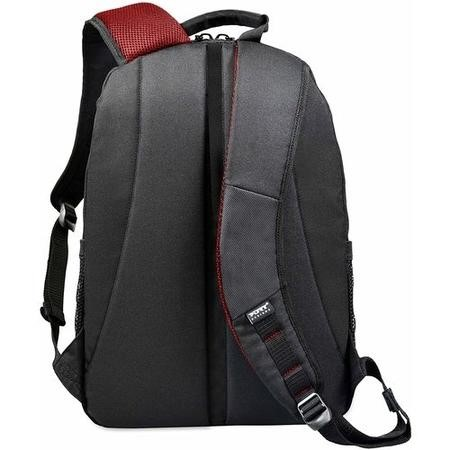 "Port Design Houston Backpack for 15.6"" Laptops in Black"