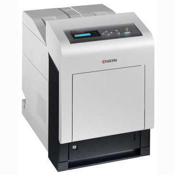 Kyocera FS C5200DN - printer - colour - laser