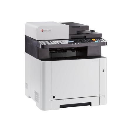 Kyocera A4 Colour Laser Multifunction 21ppm Mono 1200 x 1200 dpi 3 Years On-Site warranty