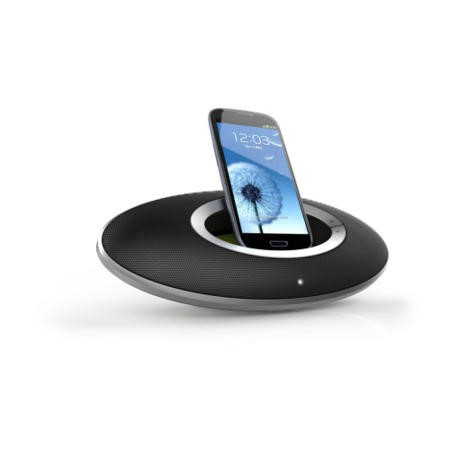 "Otone Soundship Micro iPod / iPhone Bluetooth MicroDock  ""Push & Pop"""