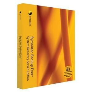 SYMANTEC Backup Exec 12.5 Windows Server including 1 yr basic support