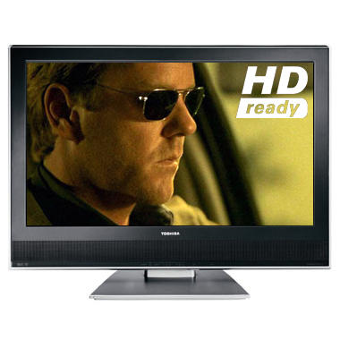 "Toshiba 37WLT66 - 37"" HD Ready LCD TV with DVB Tuner"