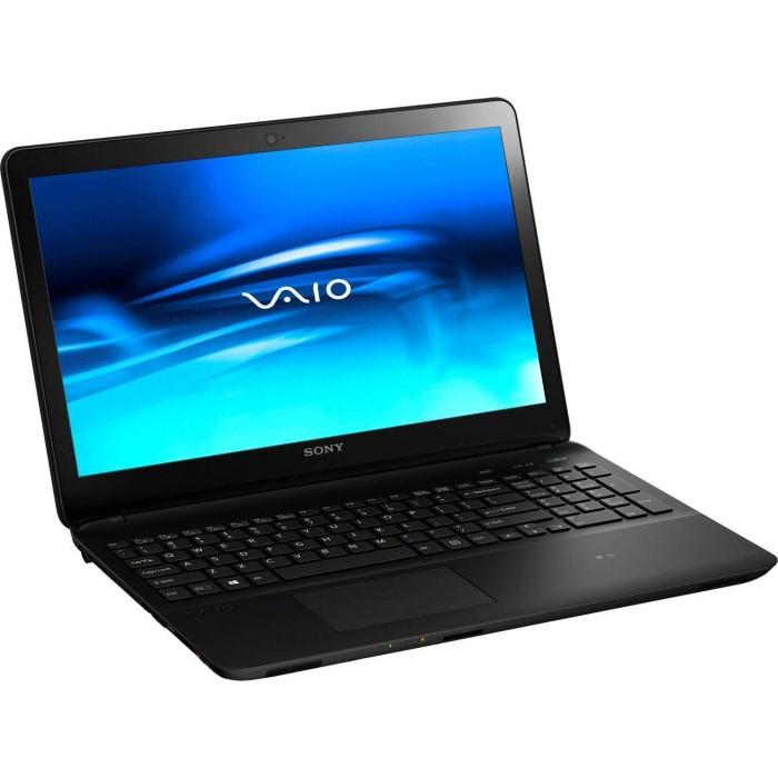db2110269f85 A2 Refurbished Sony Vaio Black Intel Core i3-3217U 1.8GHz 4GB 500GB DVD  15.5