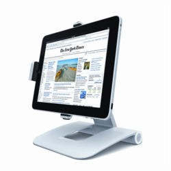 Mophie PowerStand for iPad 2 and iPad 3 - Aluminium