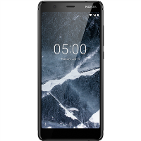 "Nokia 5.1 Black 5.5"" 16GB 4G Unlocked & SIM Free"