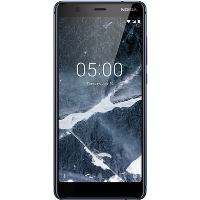 "Nokia 5.1 Blue 5.5"" 16GB 4G Unlocked & SIM Free"