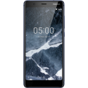 "11CO2L01A11 Nokia 5.1 Blue 5.5"" 16GB 4G Unlocked & SIM Free"