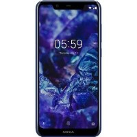 "Nokia 5.1 Plus Blue 5.8"" 32GB 4G Unlocked & SIM Free"