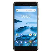 "Nokia 6.1 Black 5.5"" 32GB 4G Unlocked & SIM Free"