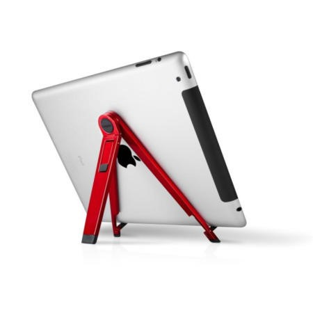 Twelve South Compass Portable Stand for iPad 2 and iPad 3 - Red