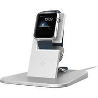 Twelve South HiRise - Charging Stand for Apple Watch - Silver