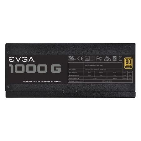 EVGA SuperNOVA 1000w 80 PLUS MODULAR GOLD PSU
