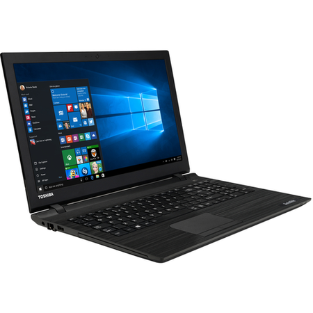 "Refurbished Toshiba Satellite C55-C-184 15.6"" Intel Pentium N3700 1.6GHz 8GB 2TB DVDRW Win10 Laptop"
