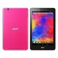 "Refurbished Acer Iconia One 8"" Intel Atom Quad Core Z3735G 1.33GHz 1GB 16GB Android 5.0 Lollipop Tablet in Pink"