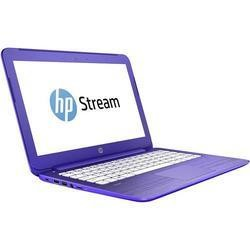 "Refurbished HP 13-c103na 13.3"" Intel Celeron N3050 1.6GHz 2GB 32GB Win10 Laptop in Purple"