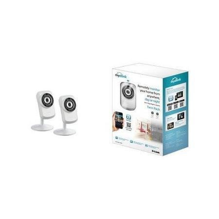D-Link DCS-932 Wireless N Day and Night Network Camera Twin Pack