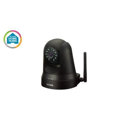 D-Link DCS-5010L Indoor Pan and Tilt Network Camera Day and Night