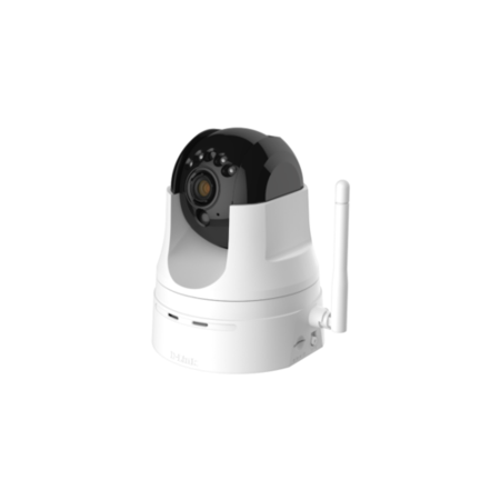 D-Link Cloud Camera 5000 DCS-5222L Wireless N Pan/Tilt/Zoom Cloud Security Camera