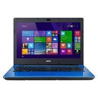 "Refurbished Acer Aspire E5-411 14"" Intel Celeron N2840 2.16GHz 2GB 500GB Win8.1 Laptop in Blue"