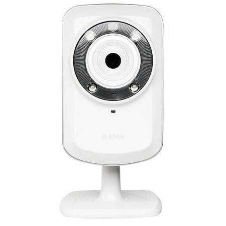 DCS-932L/B D-Link DCS-932 Wireless N Day and Night Home IP CCTV Camera