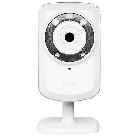 GRADE A1 - D-Link DCS-932 Wireless N Day and Night Home IP CCTV Camera