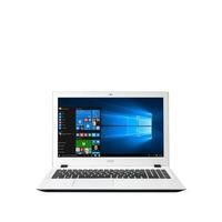 "Refurbished Acer Aspire E5-573-33LX 15.6"" Intel Core i3-5005U 2GHz 4GB 1TB DVDRW Win10 Laptop in White"