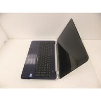 "Pre-Owned Grade T2 HP 15-N299EA Blue/Silver Intel Core i3-3217U 1.8GHz 4GB 500GB 15.6"" Windows 8 DVD-RW Laptop 30days"