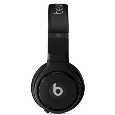 Beats Pro Over-Ear Headphones - Black
