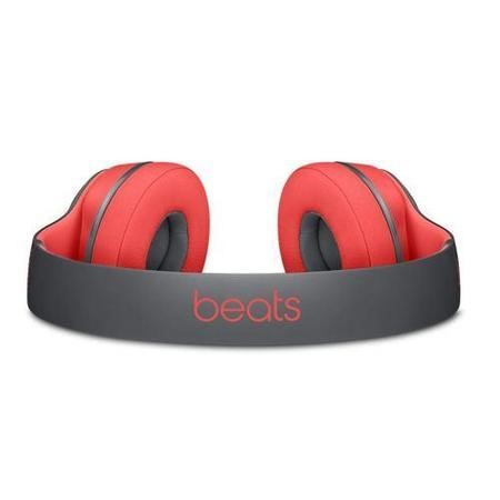 Beats Solo2 Wireless Headphones Active Collection - Siren Red