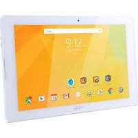 "Refurbished Acer Iconia One 10.1"" MediaTek MT8163 1.3GHz 1GB 16GB Android 5.1 Lollipop Tablet in White"