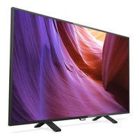 A1 Refurbished Philips 55 Inch 4K Ultra HD TV with 1 Year Warranty - 55PUT4900