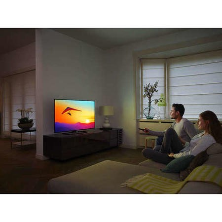 A1 Refurbished Philips 50 Inch 4K Ultra HD Smart TV with 1 Year Warranty - 50PUT6400