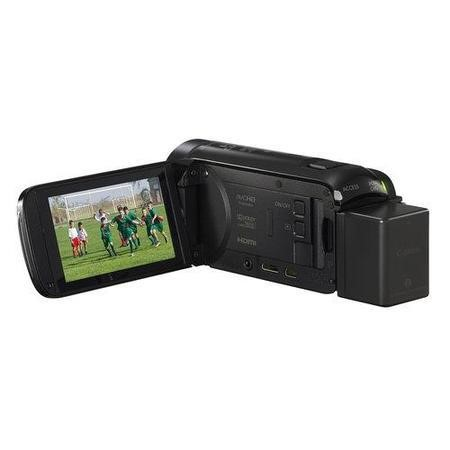 Canon Legria HF R76 Black Camcorder Kit inc 16GB SD Card & Case