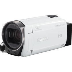 Canon Legria HF R706 White Camcorder Kit inc 16GB SD Card & Case