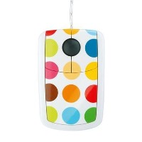 Pat Says Now Flat Style Polka Dot USB Mouse