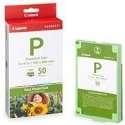Canon Easy Photo Pack E-P50 - print ribbon cassette and paper kit