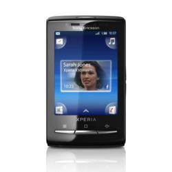 Sony Ericsson Xperia Mini Smartphone in Black
