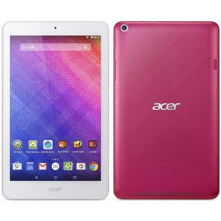 "A1/NT.LBPEE.001 Refurbished Acer Iconia One 8"" 16GB Tablet in Pink"